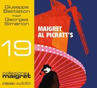 MAIGRET AL PICRATT'S LETTO DA GIUSEPPE BATTISTON