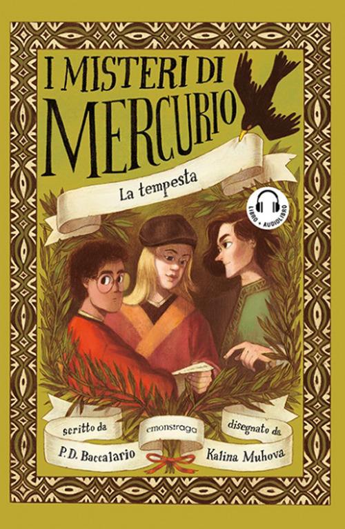 TEMPESTA. I MISTERI DI MERCURIO (LA) - Baccalario Pierdomenico - 9788869866005