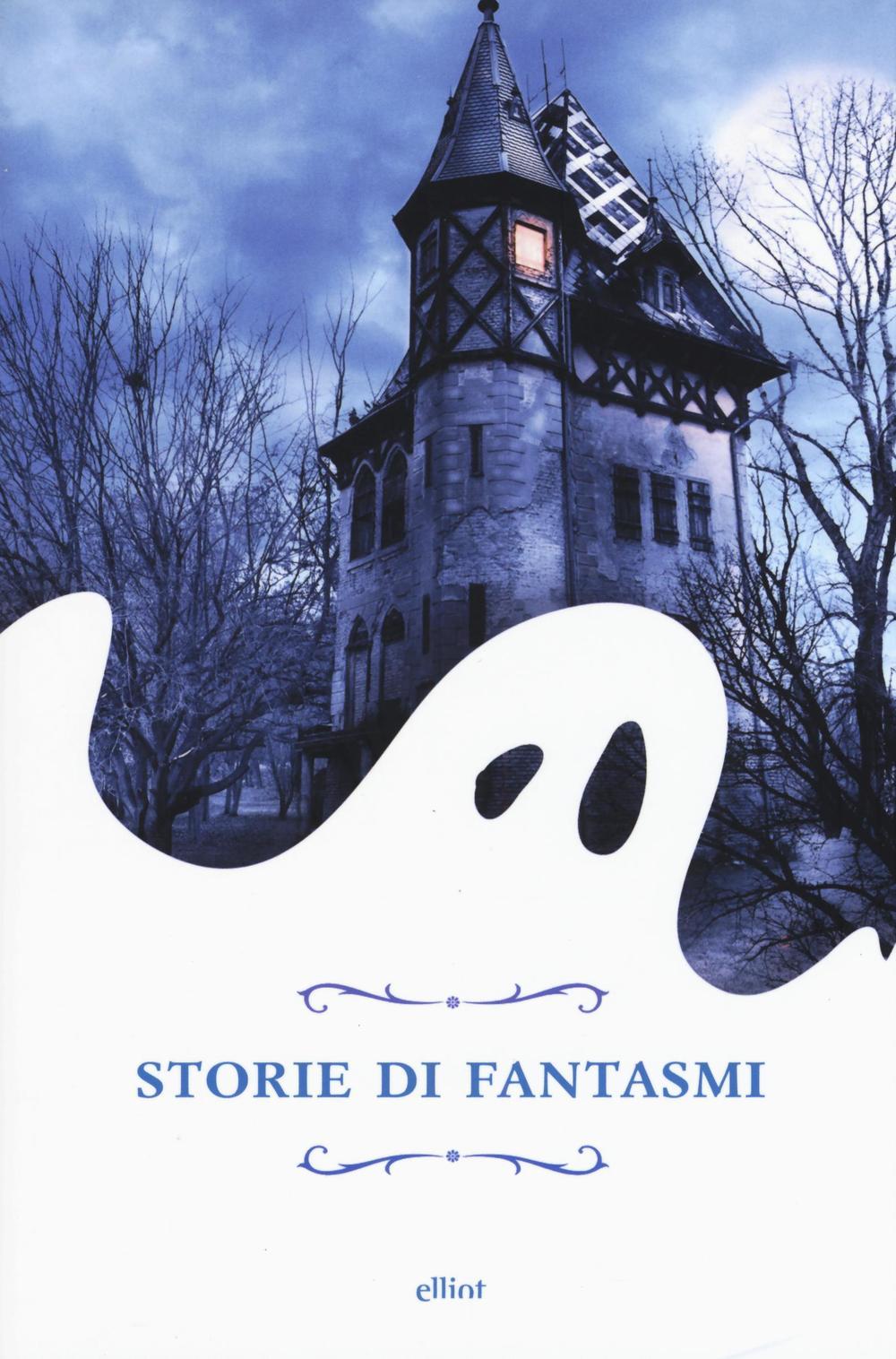 STORIE DI FANTASMI - 9788869932120