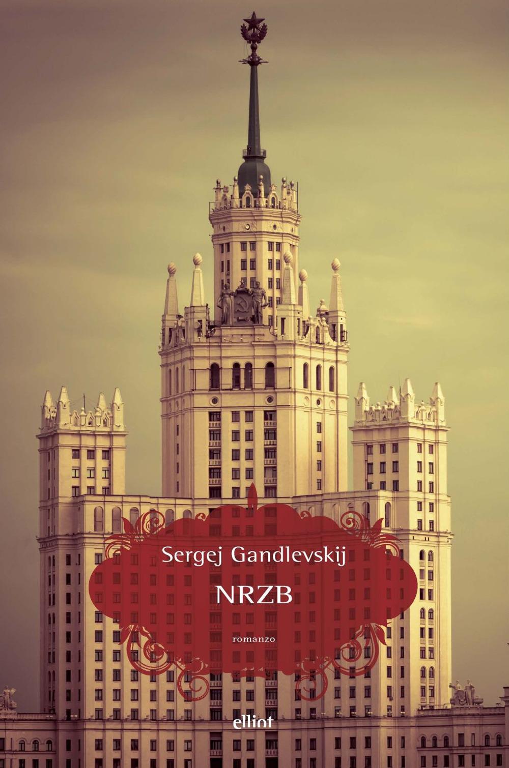 NRZB - Gandlevskij Sergej - 9788869939129