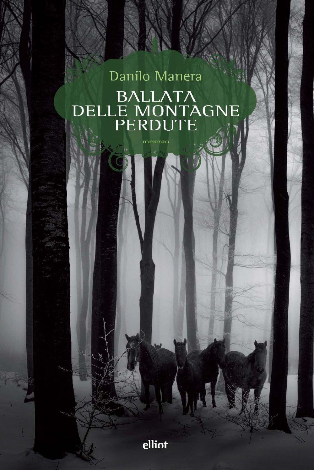 BALLATA DELLE MONTAGNE PERDUTE - Manera Danilo - 9788869939419