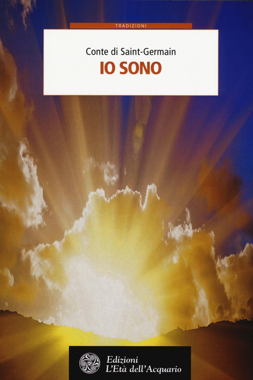 IO SONO 2^ ED. - CONTE DI SAINT-GERMAIN - 9788871368726