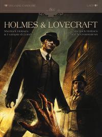 HOLMES E LOVECRAFT