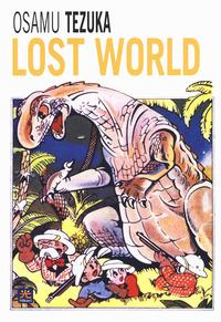 LOST WORLD di OSAMU TEZUKA
