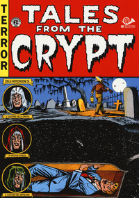 TALES FROM THE CRYPT - COFANETTO LIBRI 1 - 2 - 3