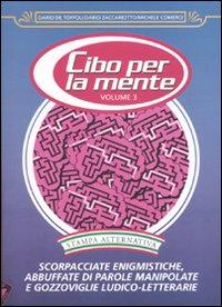 CIBO PER LA MENTE 3 - 9788872269602