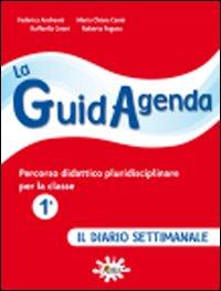 GUIDAGENDA 1 - DIARIO SETTIMANALE + CD