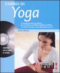CORSO DI YOGA + CD di TROKES ANNA