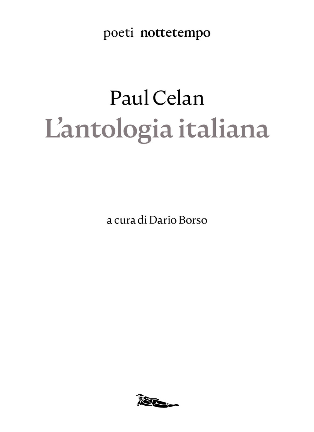 L'antologia italiana