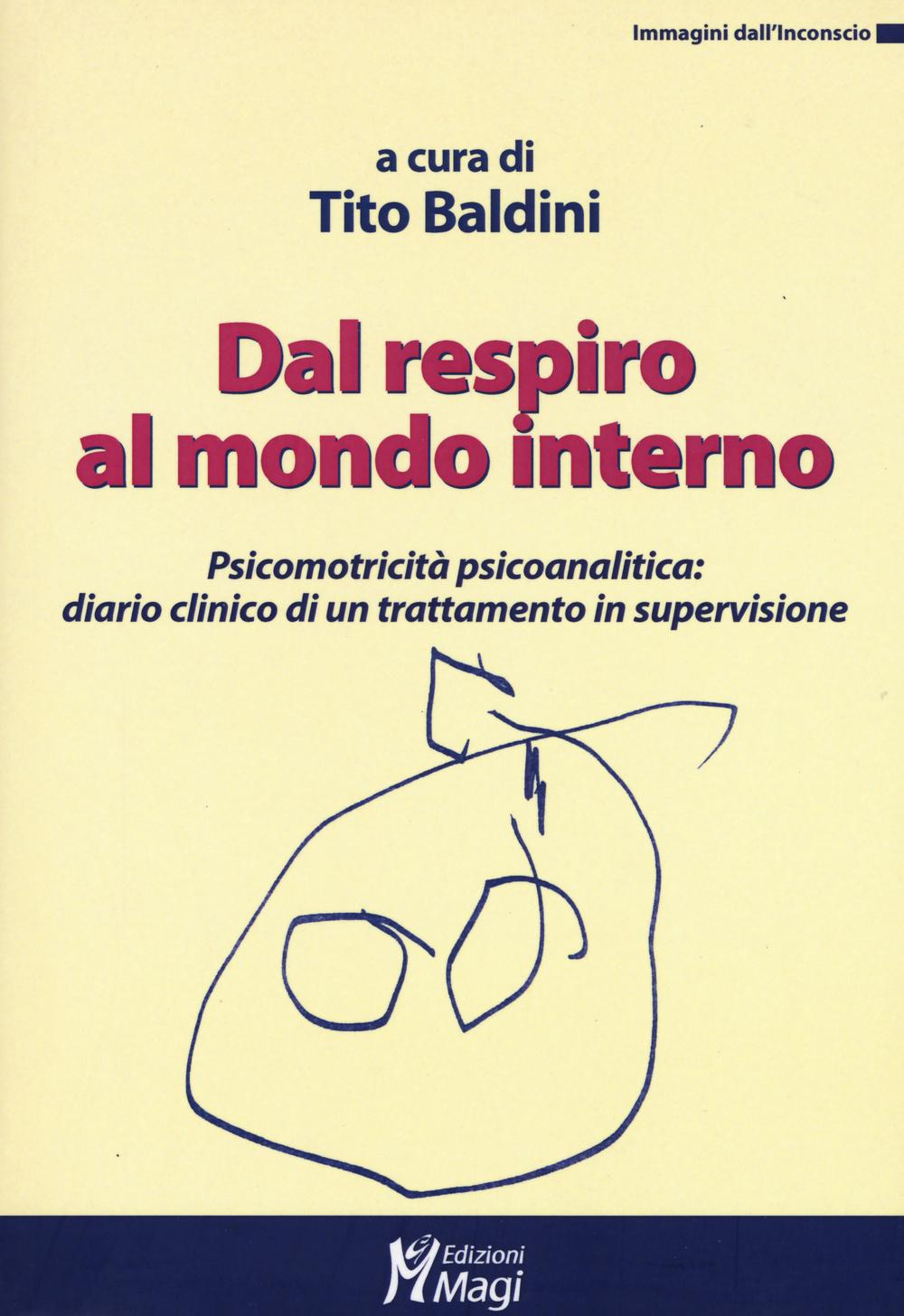 DAL RESPIRO AL MONDO INTERNO. PSICOMOTRICITÀ PSICOANALITICA: DIARIO CLINICO DI UN TRATTAMENTO IN SUPERVISIONE - 9788874873388