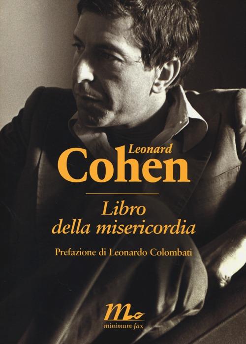 LIBRO DELLA MISERICORDIA - LEONARD COHEN - 9788875215019