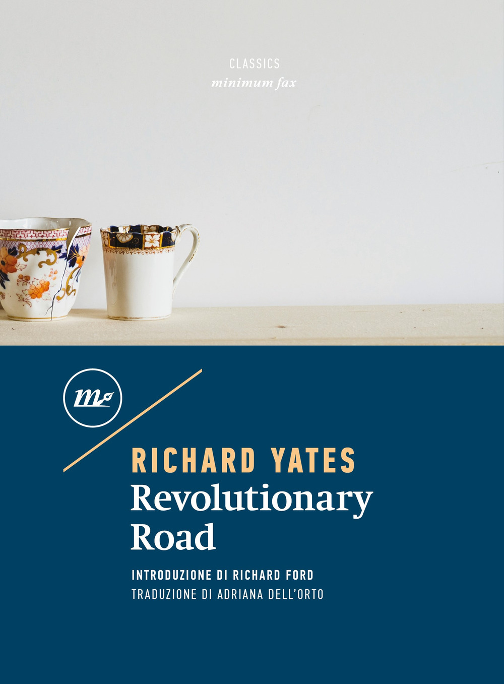 REVOLUTIONARY ROAD 3A ED. - RICHARD YATES - 9788875218324