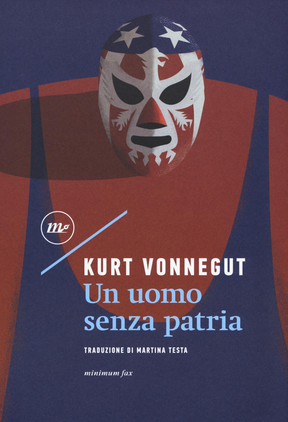 UOMO SENZA PATRIA 3A ED. (UN) - KURT VONNEGUT - 9788875219420