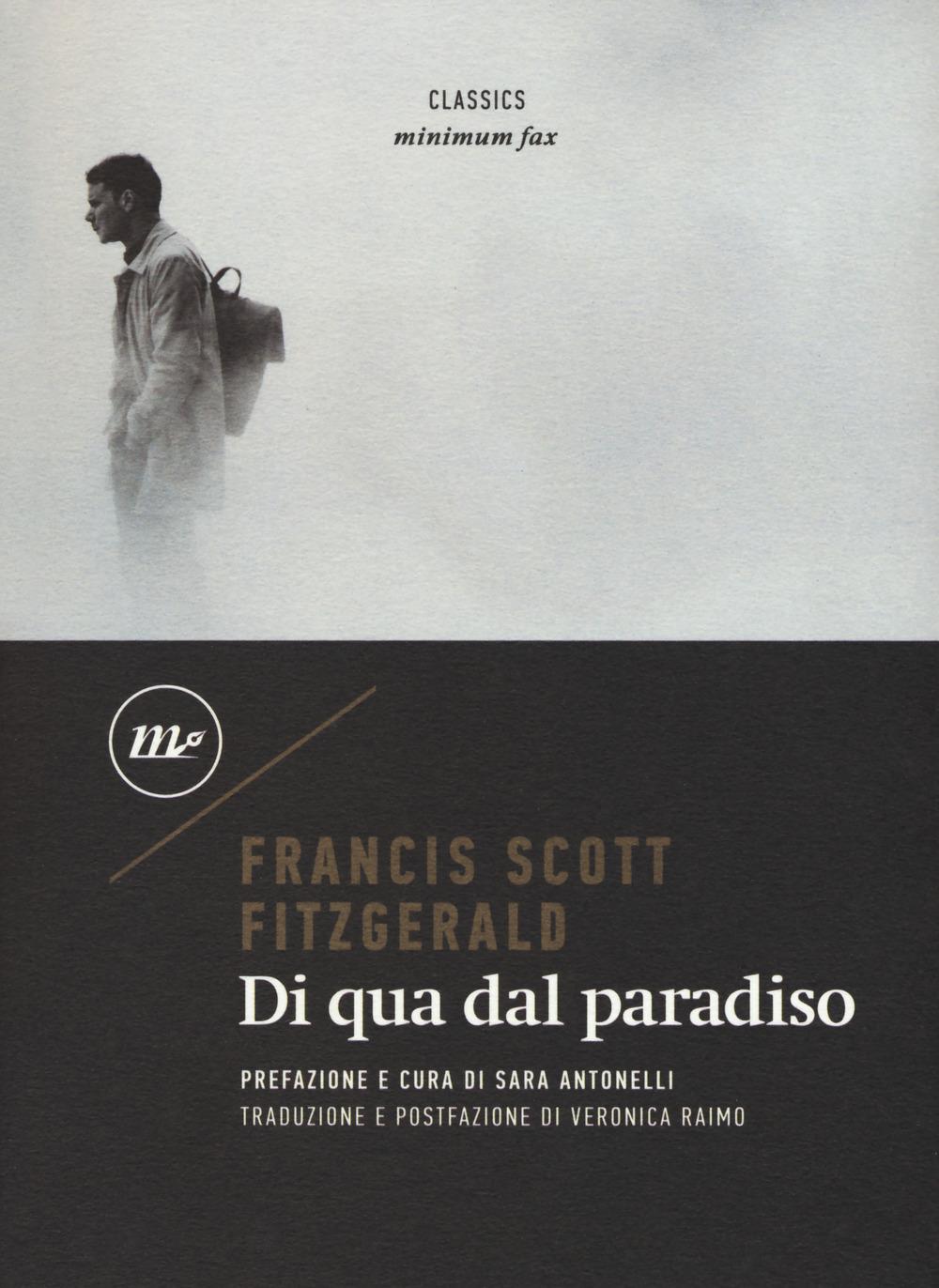 DI QUA DAL PARADISO 2A ED. - FRANCIS SCOTT FITZGERALD - 9788875219444