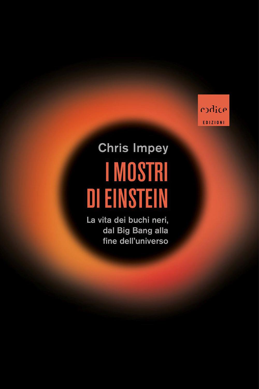 I mostri di Einstein. La vita dei buchi neri, dal Big Bang alla fine dell'universo