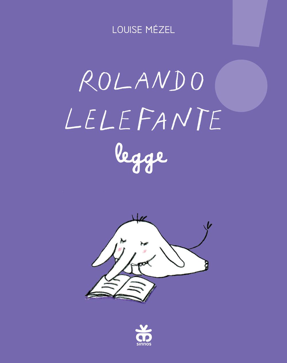 Rolando Lelefante legge