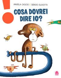 COSA DOVREI DIRE IO ? di CASCIO A. - OLIVOTTI S.