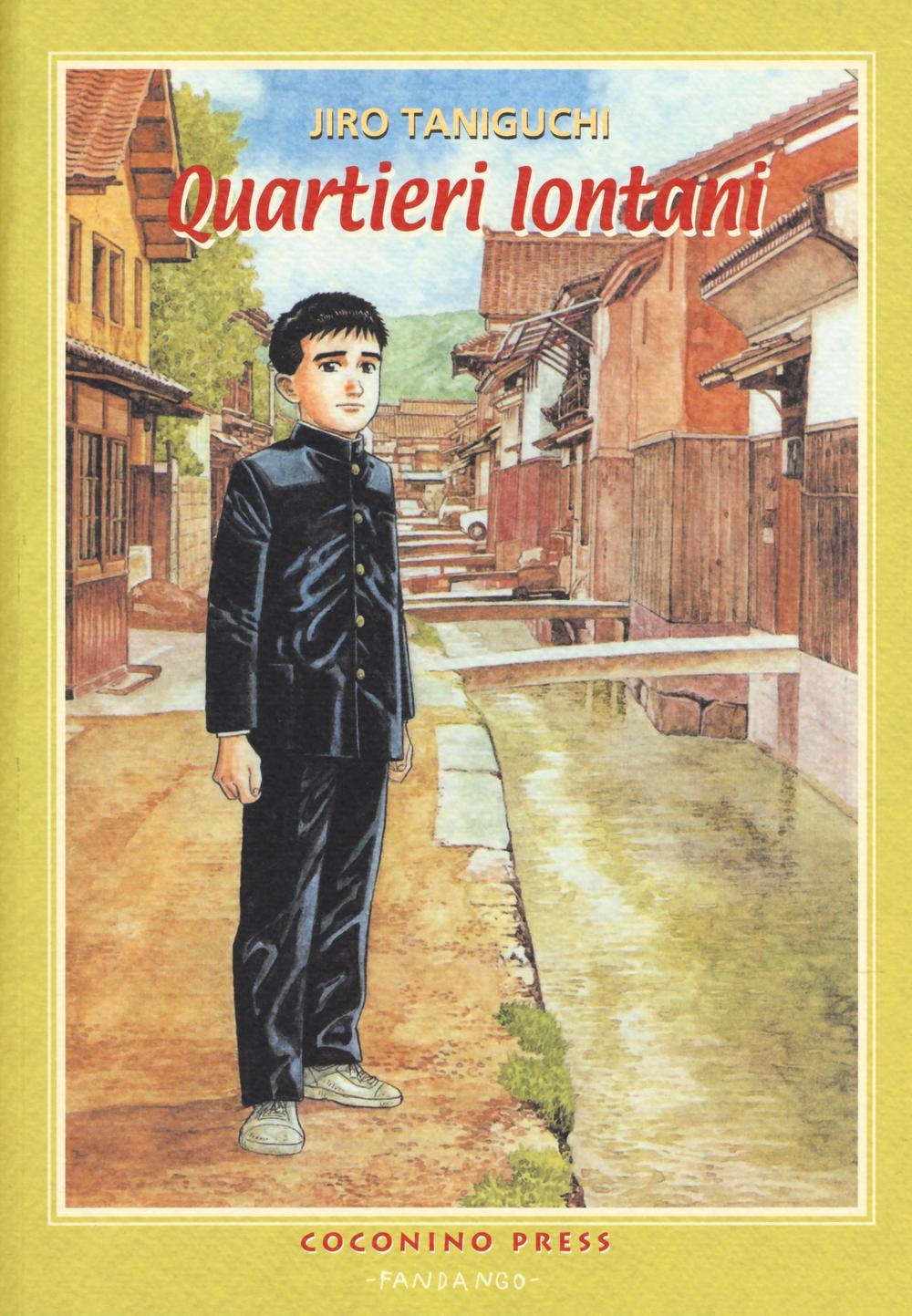 QUARTIERI LONTANI N.E. - JIRO TANIGUCHI - 9788876182990