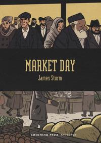 MARKET DAY di STURN JAMES