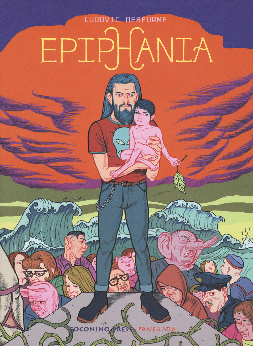 EPIPHANIA - Ludovic Debeurme - 9788876184482