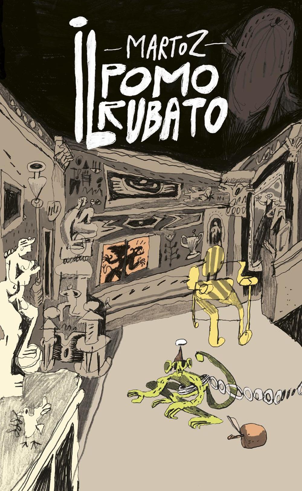 POMO RUBATO (IL) vol.1 - Martoz - 9788876184710