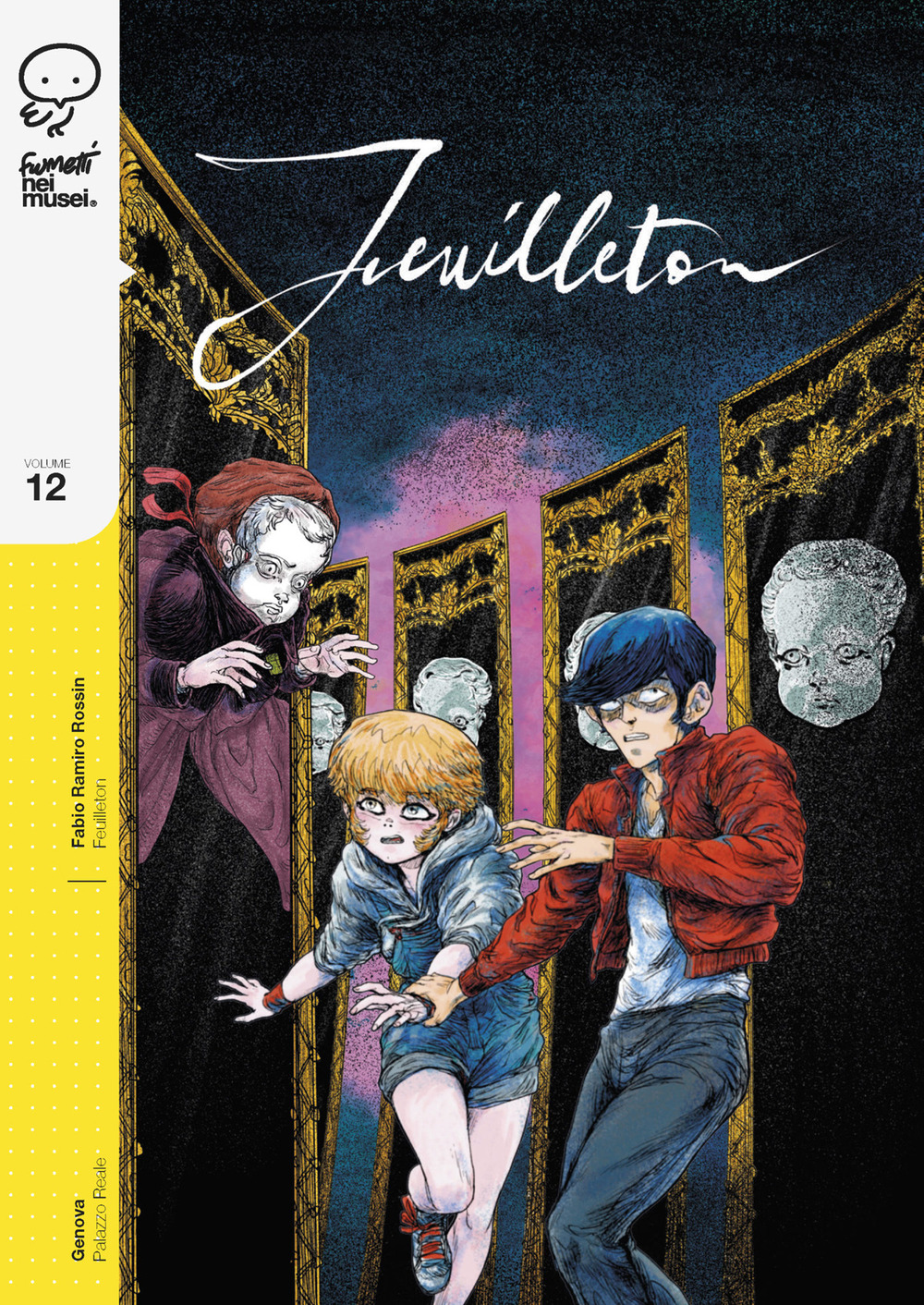 FEUILLETON vol.12 - Fabio Ramiro Rossin - 9788876184826