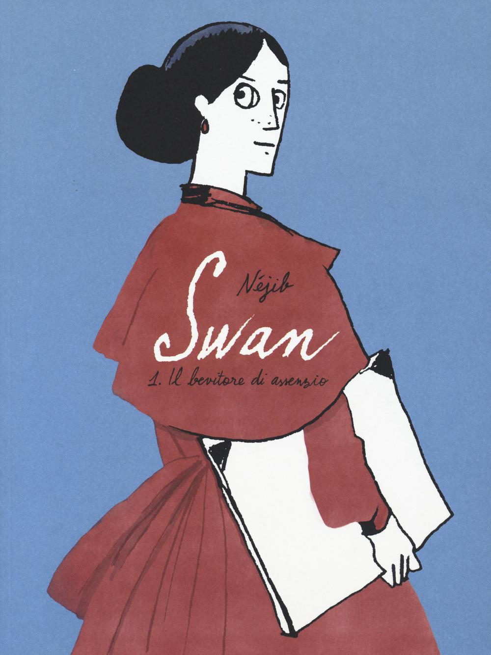 Swan. Vol. 1: Il bevitore di assenzio