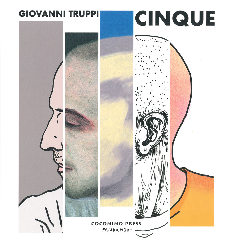 CINQUE. CON CD-AUDIO - Giovanni Truppi - 9788876185458