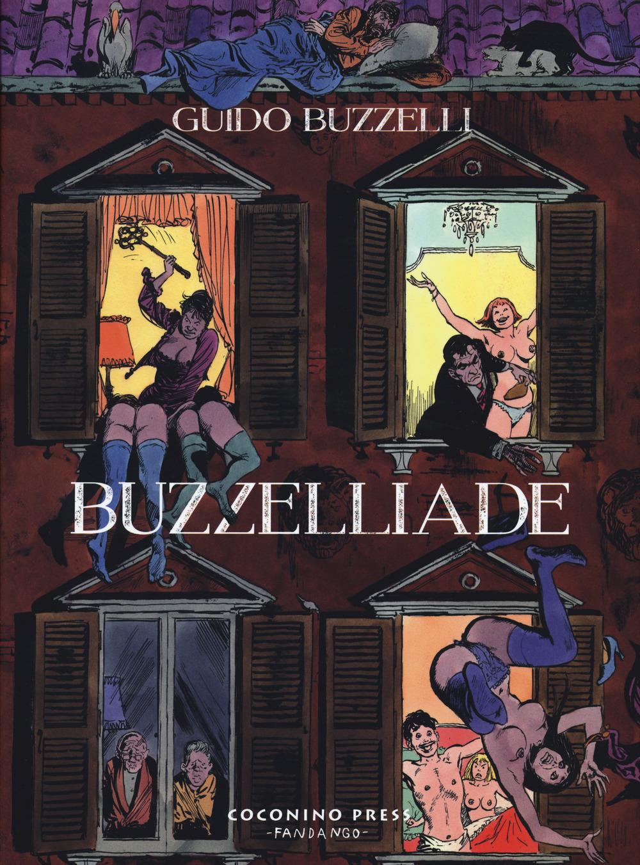 BUZZELLIADE - Buzzelli Guido - 9788876185489