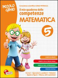 PICCOLO GENIO 5 - MATEMATICA