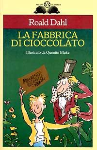 Copertina del Libro: La fabbrica di cioccolato