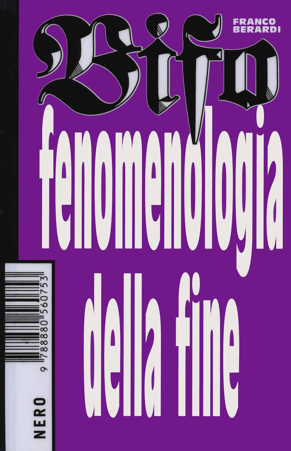 Fenomenologia della fine