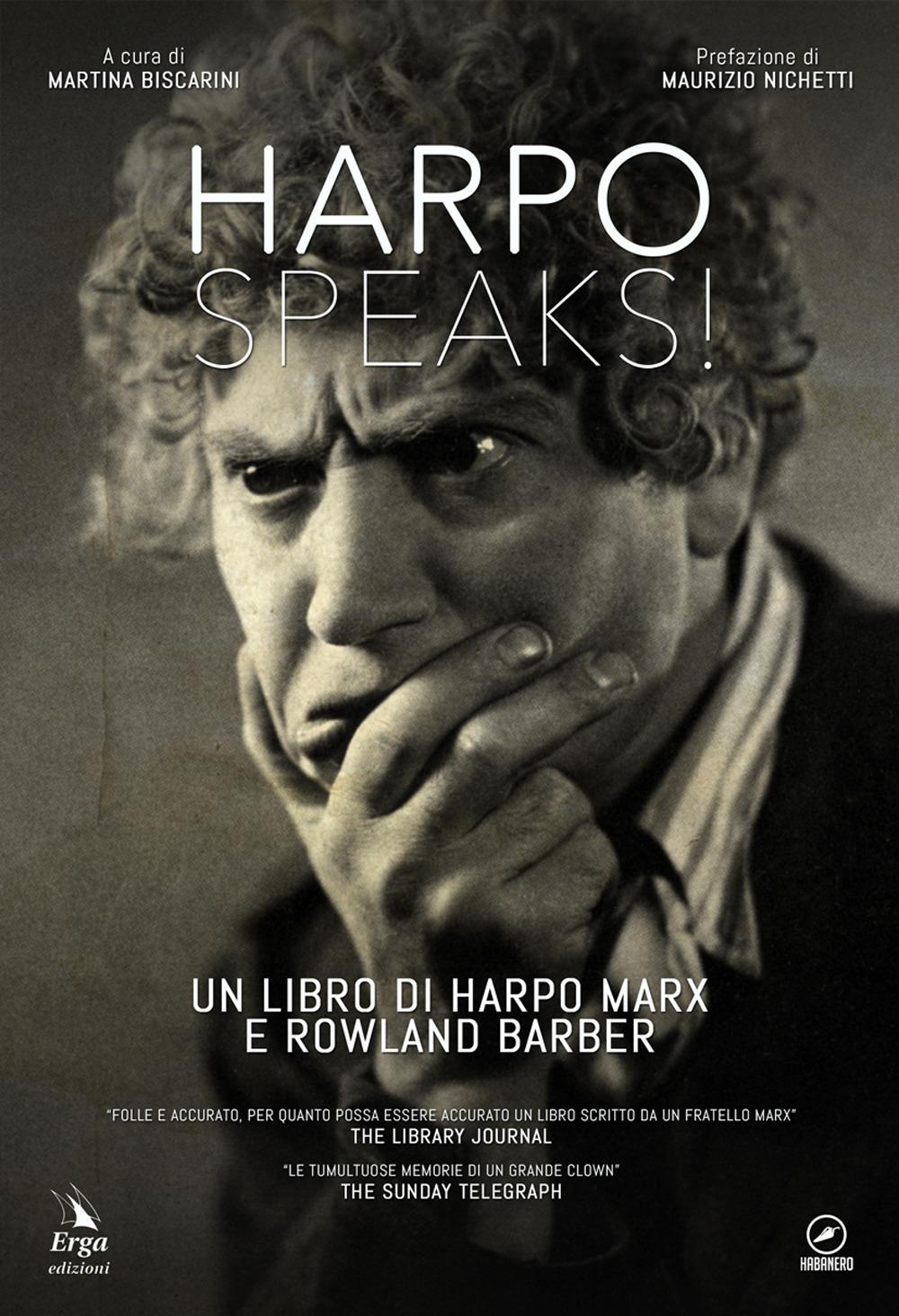 HARPO SPEAKS! - 9788881639120