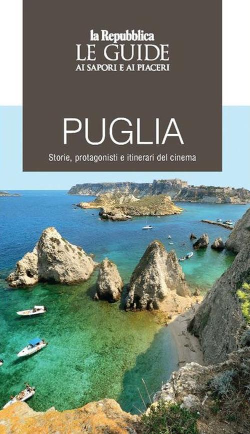 PUGLIA. STORIE, PROTAGONISTI E ITINERARI DEL CINEMA - AA.VV. - 9788883717741