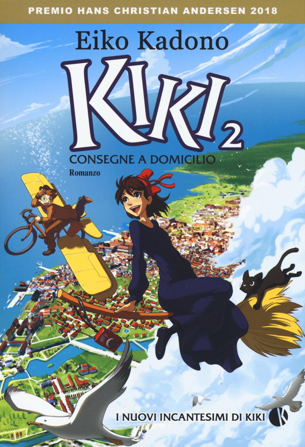 Kiki. Consegne a domicilio. Vol. 2: I nuovi incantesimi di Kiki - Kadono Eiko - 9788885457164