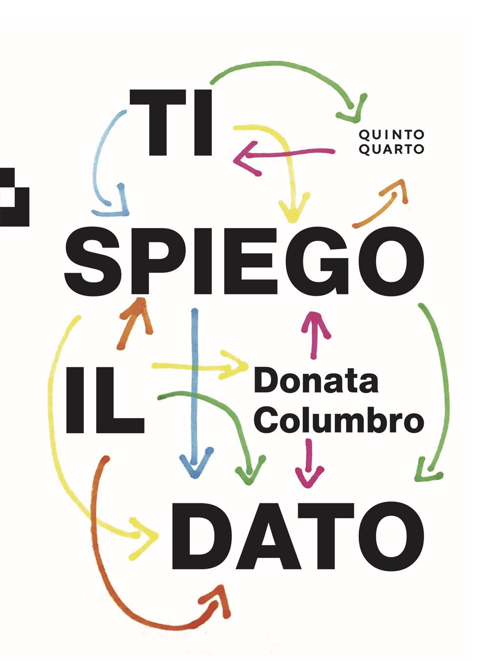 TI SPIEGO IL DATO - Columbro Donata - 9788885546264