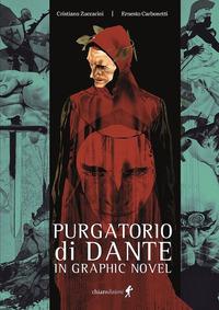 PURGATORIO DI DANTE IN GRAPHIC NOVEL di ZUCCARINI C. - CARBONETTI E.