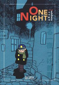ONE NIGHT di TSUGE YOSHIHARU