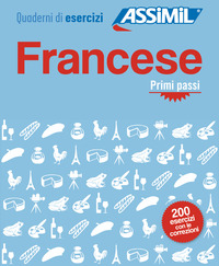 ASSIMIL FRANCESE PRIMI PASSI - QUADERNI DI ESERCIZI