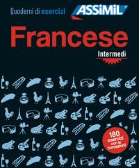 ASSIMIL FRANCESE INTERMEDI - QUADERNI DI ESERCIZI