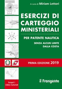 ESERCIZI DI CARTEGGIO MINISTERIALI - PER PATENTE NAUTICA SENZA ALCUN LIMITE DALLA COSTA...
