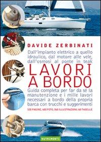 LAVORI A BORDO - 9788888389578