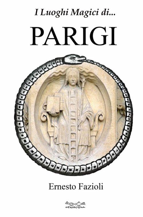 LUOGHI MAGICI DI PARIGI (I) - 9788888437514