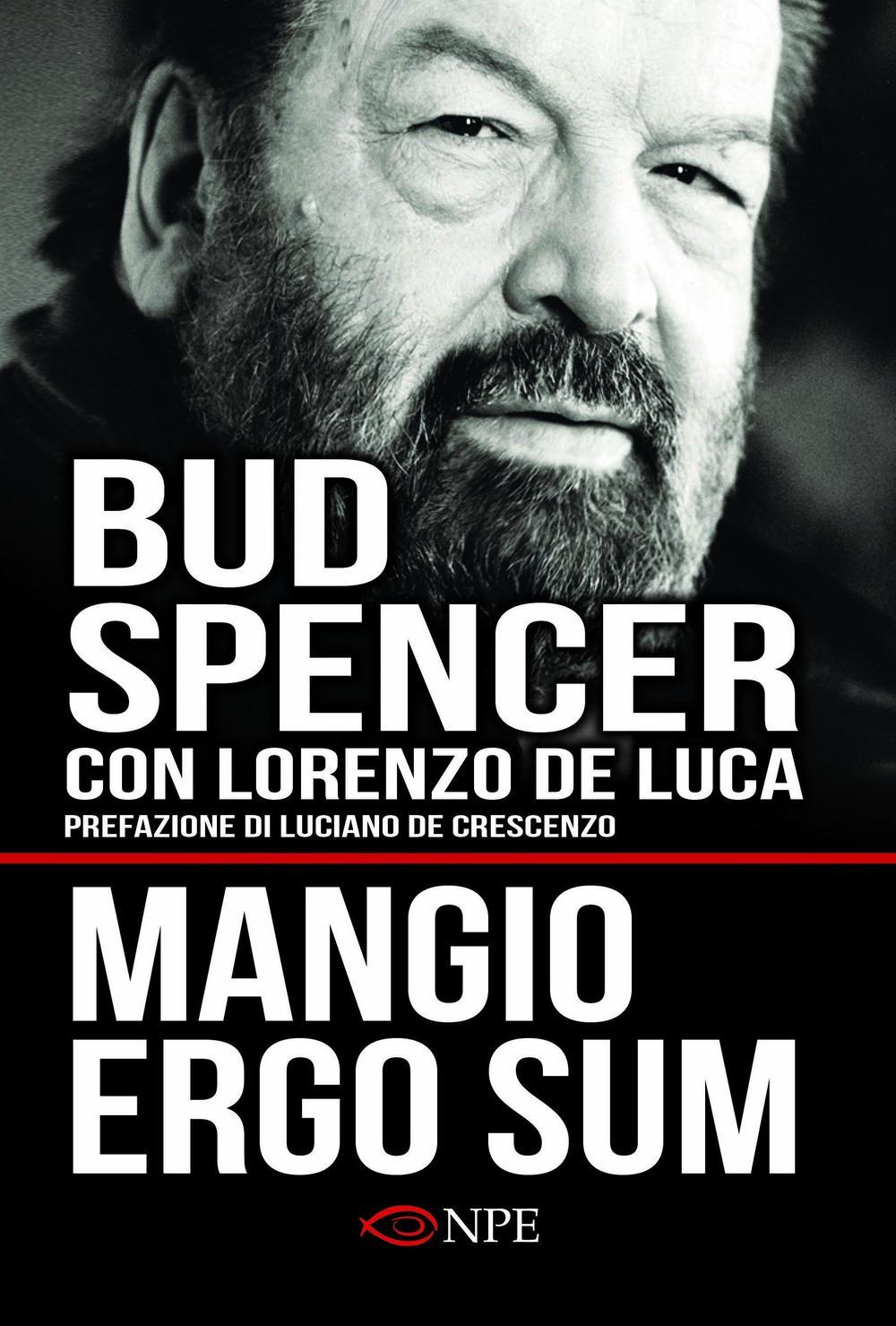 MANGIO ERGO SUM N.E. - LORENZO DE LUCA - 9788888893853