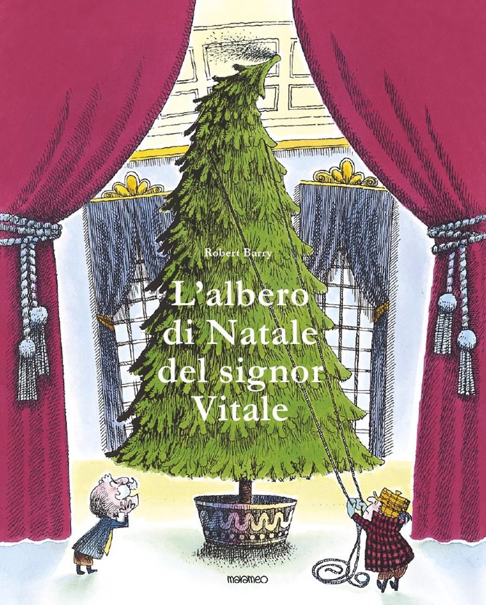 L'albero di Natale del signor Vitale