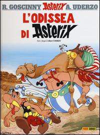 ODISSEA DI ASTERIX di GOSCINNY R. - UDERZO A.