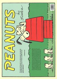 PEANUTS TUTTE LE DOMENICHE - ANNI 1961 - 1965 di SCHULZ CHARLES M.