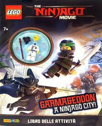 LEGO - THE NINJAGO MOVIE GARMAGEDDON A NINJAGO CITY !