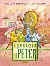 NEGOZIO DI PETER di GREPPI A. - DI GENOVA M.C. - ENNA B.