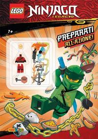 LEGO NINJAGO - PREPARATI ALL'AZIONE !